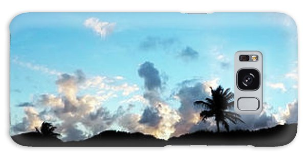 Dawn Of A New Day Treasure Coast Florida Seascape Sunrise 765 Galaxy Case