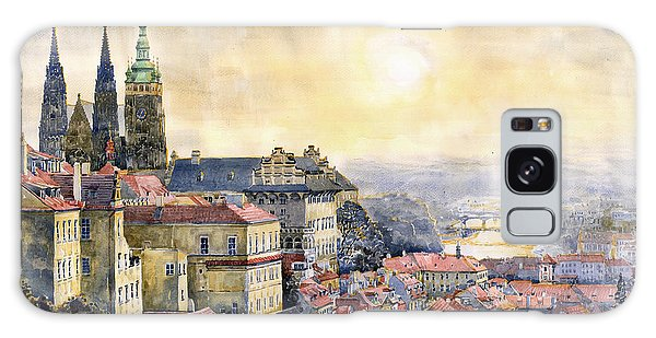 Dawn Galaxy Case - Dawn Of Prague by Yuriy Shevchuk