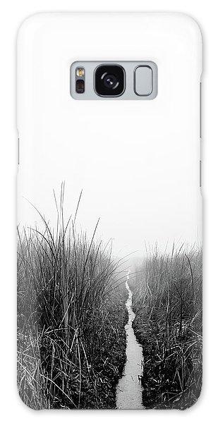 Dawn On Back Bay  Galaxy Case