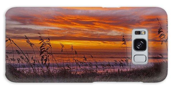Dawn On The Dunes Galaxy Case