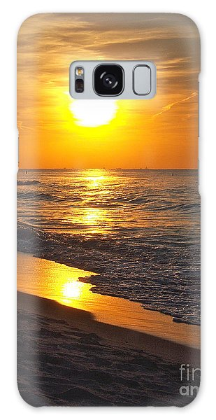 Day Is Done Galaxy Case by Pamela Clements