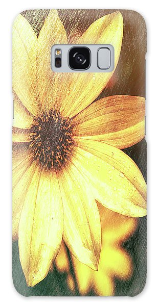 Day Lily Galaxy Case