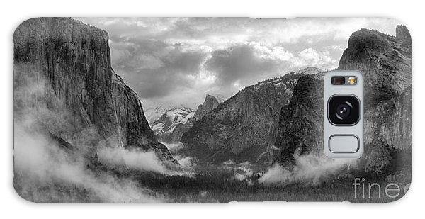 Daybreak Over Yosemite Galaxy Case