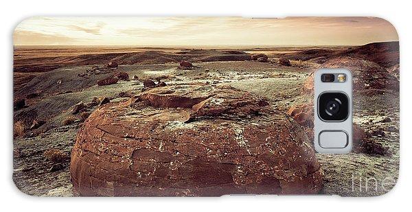 Daylight Leaving Redrock Galaxy Case