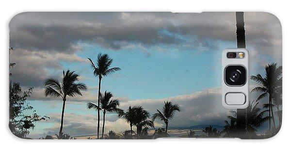 Days End Hawaii Galaxy Case