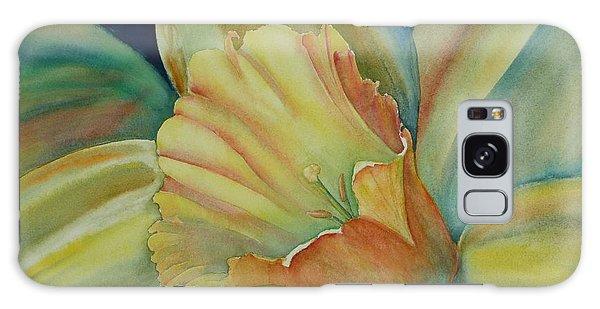Dazzling Daffodil Galaxy Case