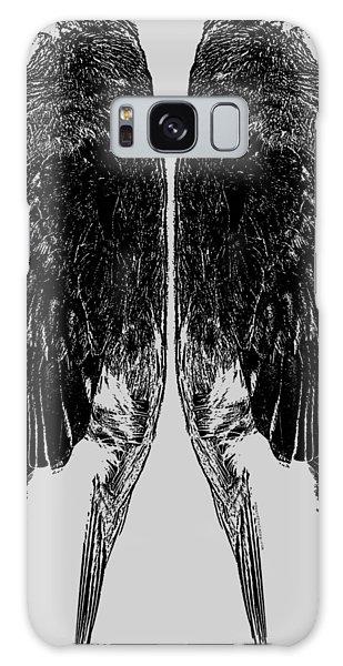 Song Bird Galaxy Case - Dead Birds Tee by Edward Fielding