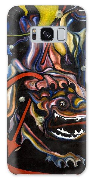 Dead Dog Galaxy Case by Sheridan Furrer