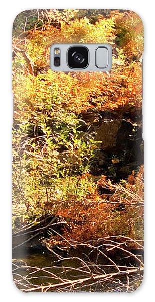3 Of 6 Dead River Falls  Marquette Michigan Section Galaxy Case