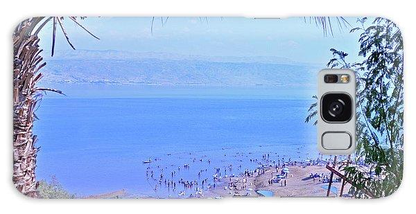Dead Sea Overlook 2 Galaxy Case