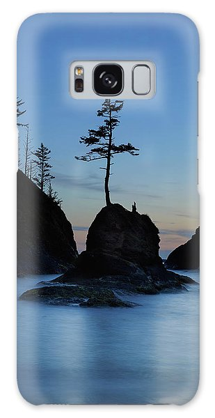 Galaxy Case - Deadman's Cove At Cape Disappointment At Twilight by David Gn