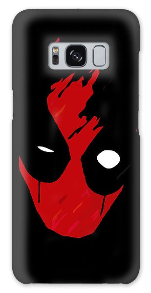 Deadpool Galaxy Case by Kyle J West