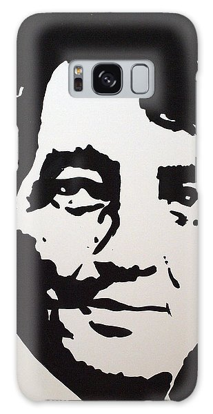 Dean Martin Loving Life Galaxy Case by Robert Margetts