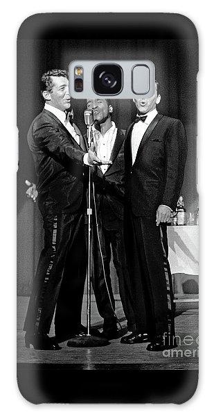 Dean Martin, Sammy Davis Jr. And Frank Sinatra. Galaxy Case