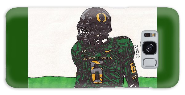 De'anthony Thomas 2 Galaxy Case by Jeremiah Colley