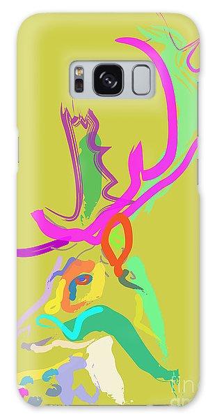 Dear Deer Galaxy Case by Go Van Kampen