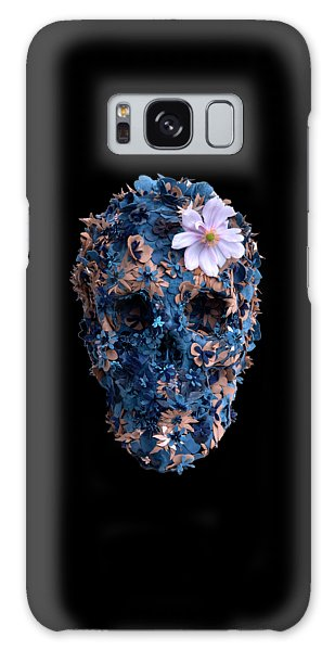 Skull 9 T-shirt Galaxy Case