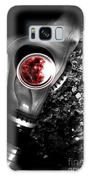 Breathe Galaxy Case - Death In Battle by Jorgo Photography - Wall Art Gallery