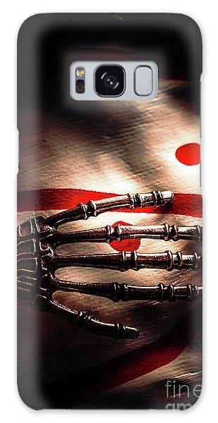 Warfare Galaxy Case - Death Metal Ai by Jorgo Photography - Wall Art Gallery