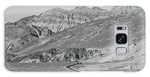 Galaxy Case featuring the photograph Death Valley Road by Frank DiMarco