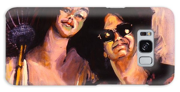 Debbie And Kate Galaxy Case