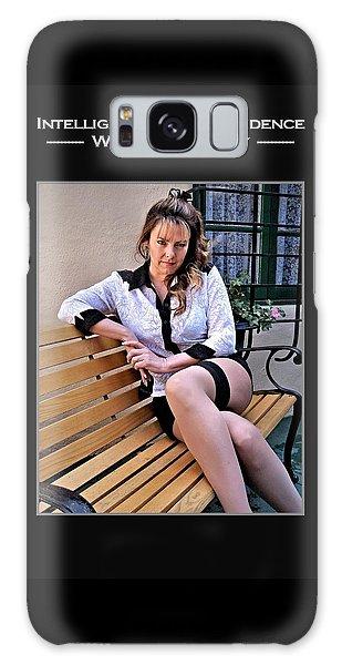 Debra Valentine 1-14 Galaxy Case by David Miller