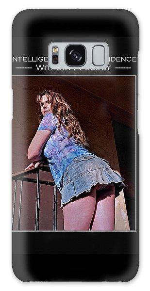 Debra Valentine 5-295 Galaxy Case by David Miller