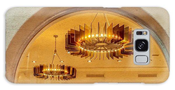 Deco Arches Galaxy Case