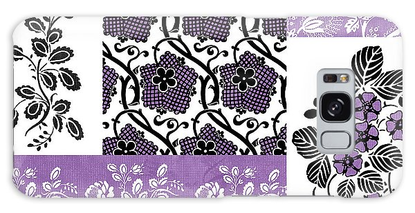 Tapestry Galaxy Case - Deco Flower Patchwork 3 by JQ Licensing