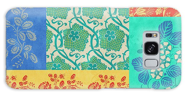 Tapestry Galaxy Case - Deco Flowers by JQ Licensing