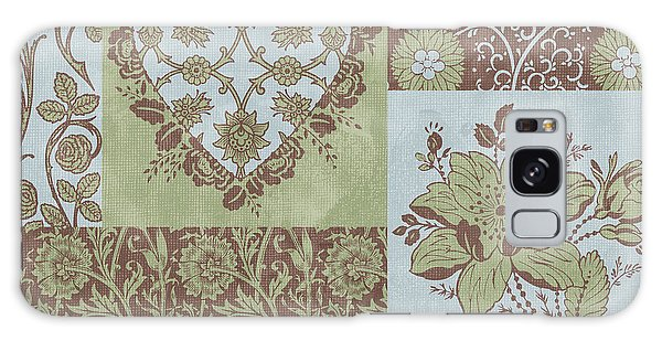 Tapestry Galaxy Case - Deco Heart Sage by JQ Licensing