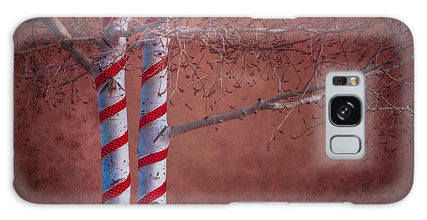 Decorated Aspens Galaxy Case