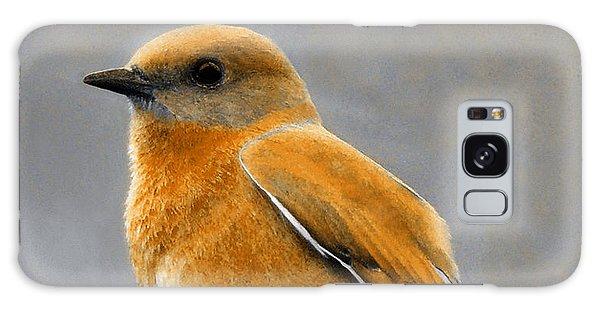 Galaxy Case featuring the mixed media Decorative Bird Mixed Media E11817 by Mas Art Studio