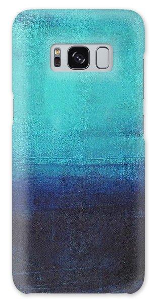 Deep Blue Sea Galaxy Case