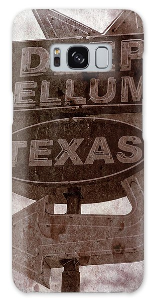 Deep Ellum Texas Galaxy Case by Jonathan Davison