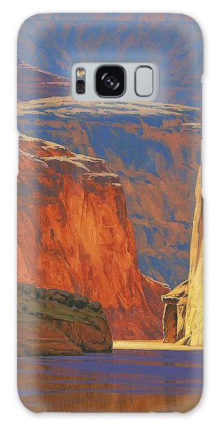 Western Galaxy Case - Deep In The Canyon by Cody DeLong
