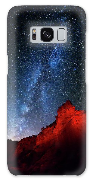 Deep In The Heart Of Texas - 1 Galaxy Case