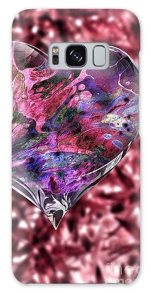 Deep Love Galaxy Case