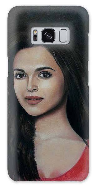 Deepika Padukone - The Enigmatic Expression Galaxy Case