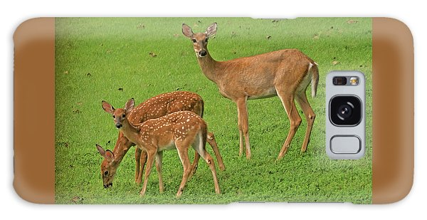 Deer Family Galaxy Case