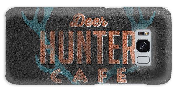 Deer Galaxy Case - Deer Hunter Cafe by Edward Fielding