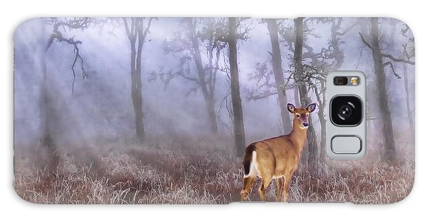 Deer Me Galaxy Case