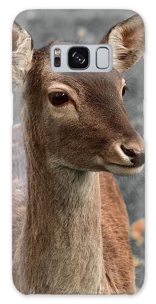 Deer Portrait Galaxy Case
