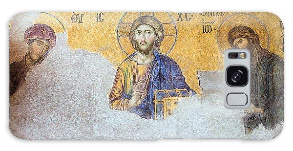 Deesis Mosaic Of Jesus Christ Galaxy Case
