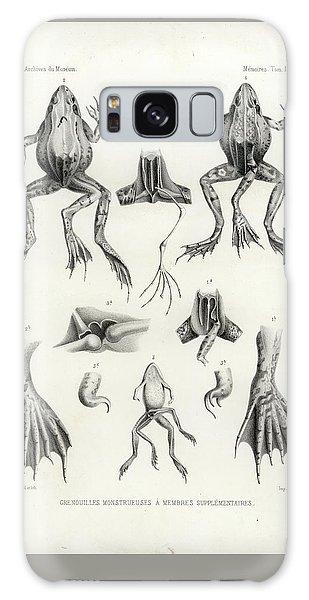 Deformed Frogs - Historic Galaxy Case