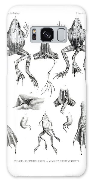 Deformed Frogs Galaxy Case
