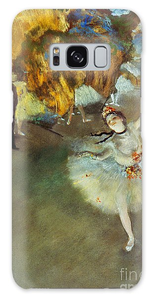 Degas Star, 1876-77. To License For Professional Use Visit Granger.com Galaxy Case