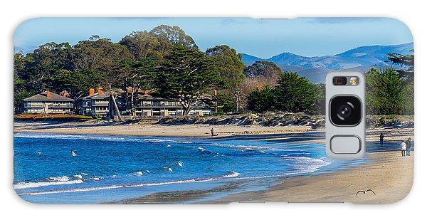Del Monte Beach Galaxy Case