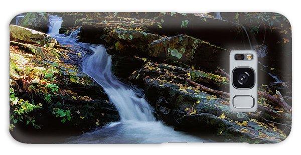 Delaware Water Gap 020 Galaxy Case by Scott McAllister