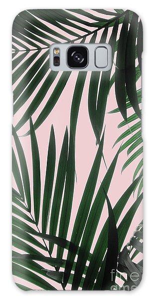 Delicate Jungle Theme Galaxy Case